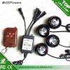 Linhas claras carros do diodo emissor de luz do carro do PCS do olho de águia 4, da lâmpada contrária do olho de águia da luz de inversão da lâmpada do diodo emissor de luz de controle remoto sem fio do fabricante do diodo emissor de luz do carro de China