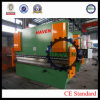 Máquina de dobra manual hidráulica da placa, dobra hidráulica da placa