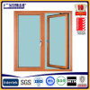 Alu-Bois en bois en aluminium Windows de Windows et portes