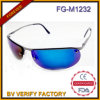 A lente Fgm1232 azul ostenta a necessidade ao ar livre dos óculos de sol