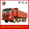 Alta qualità 8X4 40 Tons 12 Wheels Dump Truck