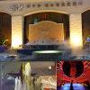 De koude Fontein van de Mist met de Fontein van de Mist van /Restaurant van de Verlichting Colorul