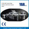 Migliore macchina Combi-Piegante automatica di prezzi Zyhd660e con la lama Froom Cina di controllo elettrico