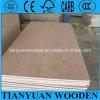 madera contrachapada del anuncio publicitario de Okoume del gradiente de 4.0m m BB/CC