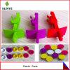 Professionele Plastic Delen van uitstekende kwaliteit van de Douane, Plastic Delen van de Injectie, Klein Plastic Deel