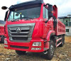 20-30 van de Midden Opheffende van de Stijl HOWO van de Kipper van de Vrachtwagen ton Vrachtwagen van de Stortplaats
