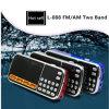 Beweglicher Minidigital Radio des Export-heißer Verkaufs-Modell-L-088am