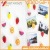 Marchio variopinto di Customed del magnete del frigorifero del PVC della frutta (YB-HR-7)