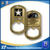 아연 합금은 주물 고대 완료 병따개 도전 동전을 정지한다