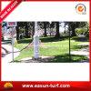 Abbellimento del tappeto erboso artificiale con protezione di gomma