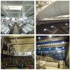 Mais Populares de tecido limpo e arrumado dutos de HVAC do Duto de Ar