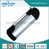 Fornecimento de bateria 24V 16ah Tipo de garrafa de água Bateria de lítio para bicicleta elétrica de ion de lítio