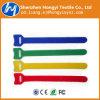 Reutilizable y colorido del gancho de nylon y Loop Tie cable / alambre