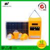 Panneau solaire PV portable d'énergie avec la lumière du système d'accueil