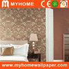 Papier peint profondément de relief moderne de PVC avec la qualité