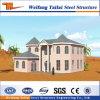 Estructura de acero Acero Prefabicated Edificio Casa Villa