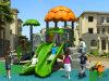 Das crianças pequenas da floresta de Kaiqi da alta qualidade temático campo de jogos ao ar livre (KQ50039B)