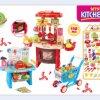 La formazione iniziale della frutta del taglio di puzzle dei giocattoli di legno di verdure dei giochi gioca i giocattoli di asilo dei bambini del bambino