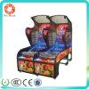 Electrónica de luxo com moedas de jogo de basquetebol de arcada a máquina