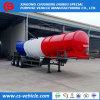 De tri Tank van de Opslag van het Zwavelzuur van Assen 18m3 20m3 22m3 voor Verkoop