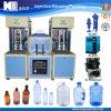 Semiautomática máquina de hacer soplado de botellas de leche