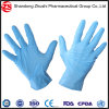 Gants en nitrile bleu jetables Les fabricants de gants en nitrile médical