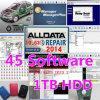 Auto Repair Software Alldata 10.53+Mitchell 2015 + Heavy Truck enz. met 1tb New Hard Disk