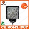 La Cina Supplier High Lumens Auto 27W LED Work Light fuori da Road LED Lighting