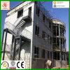 Prefabricados de acero de bajo coste industrial de la estructura de la construcción de la construcción de acero