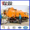 4X2 10000Lの真空の下水のトラック(RHD)