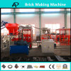 Bloco Multifunctional da máquina oca do tijolo que faz a máquina Qt10-15
