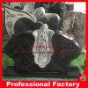 De de zwarte Grafzerk van het Hart van de Engel van het Graniet/Grafsteen van het Monument