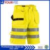 Il lavoro poco costoso di alta visibilità del cotone del poliestere mette (YGK119)