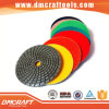 China Diamond Hand Polishing Pads para Granite & Marble