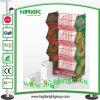 Cestas promocionales del compartimiento del vaciado del alambre de la jaula amontonable del alambre