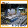 Het mooie Model Architecturale Model die/de Modellen van de Model/Woningbouw van de Bouw/de Commerciële Modellen van de Bouw maken