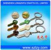 Изготовление Keychain металла Customied Keychain с свободно конструкцией