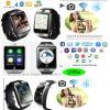 3G/WiFi Horloge van Apps van de download het Waterdichte Slimme met Camera Q18plus