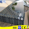 Les matériaux de panneau de mur de tuile de toiture ont galvanisé les tôles d'acier ondulées