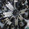 Diamètre de fil 0,2 - 2,3 mm trois axes CNC machine de formage de ressort de tension polyvalent