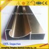 Анодированный OEM алюминиевый профиль кухни в обрабатывать CNC глубокий