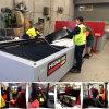 3015 machine de commande numérique par ordinateur de laser d'acier du carbone d'acier inoxydable de 1500W 2000W à vendre
