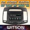 De Vensters van Witson zenden StereoSpeler DVD voor Hyundai Elantra 2007 2011 via de radio uit