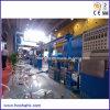 Sistema integrado de Extrusão de fios e cabos eléctricos a linha de Isolamento