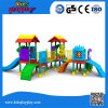 Los niños al aire libre de plástico infantil juguete Gym Fitness Equipamiento exterior