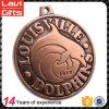 медаль медальона дельфина 3D с вашей собственной нестандартной конструкцией