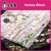 卸し売り美しい刺繍の花のレースファブリック