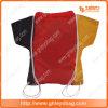 210d promozionale T-Shirt Drawstring Backpack Bag per Sports & Hiking