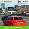 Chipshow P10 esterno LED che fa pubblicità alla pubblicità della visualizzazione/LED