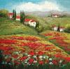 Pitture a olio di paesaggio (KNI-017)